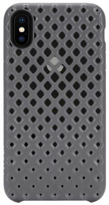 Накладка Incase Lite Case для iPhone X серый INPH190377-GMT