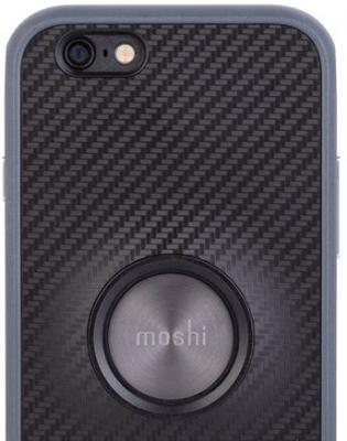 Накладка Moshi Endura для iPhone 6 iPhone 6S чёрный 99M0086001 + крепление на руку Moshi Armband 99М0С86003 moshi armour чехол для iphone 6 6s gray