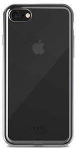 Накладка Moshi Vitros для iPhone 8 iPhone 7 чёрный 99MO103032 чехол moshi luxe для iphone 7 plus чёрный 99mo090202