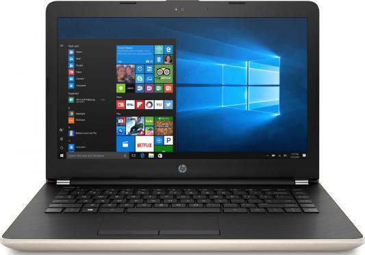 Ноутбук HP 14-bs040u 14 1920x1080 Intel Core i3-6006U 2YL08EA ноутбук hp 14 bp009ur 14 1366x768 intel core i3 6006u 1zj42ea