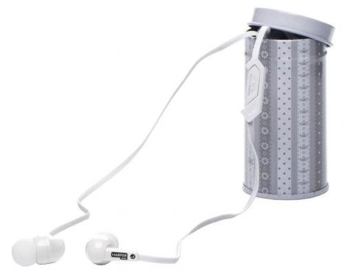 Гарнитура HARPER KIDS HK-42 White аудио наушники harper наушники harper kids hk 42 white