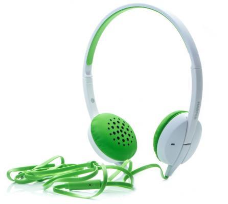 Гарнитура HARPER HN-300 green