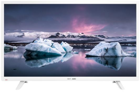 Телевизор SHIVAKI STV-39LED20W белый led телевизор erisson 40les76t2