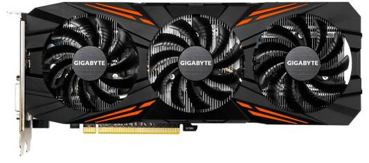 Видеокарта GigaByte GeForce GTX 1070 Ti GV-N107TGAMING-8GD PCI-E — 256 Bit Retail (GV-N107TGAMING-8GD)