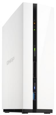 Сетевое хранилище QNAP D1 1x3,5 рэковое сетевое хранилище rack nas lenovo e1012 64111b2