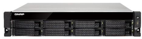 Сетевое хранилище QNAP TS-853BU-4G 8x2,5 / 3,5