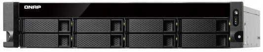 Сетевое хранилище QNAP TS-873U-8G 8x2,5 / 3,5