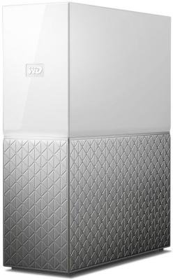 Сетевое хранилище Western Digital My Cloud Home 1x3,5 WDBVXC0030HWT-EESN сетевое хранилище western digital my cloud home 4tb wdbvxc0040hwt eesn