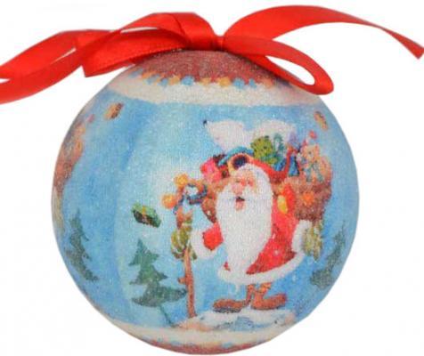 Набор шаров Winter Wings Дед Мороз с подарками N180944 7.5 см 7 шт набор шаров winter wings дед мороз с подарками n180944 7 5 см 7 шт