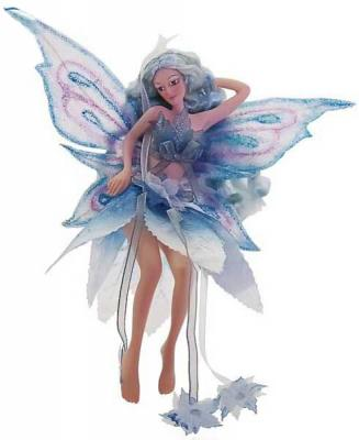 Подвеска Winter Wings Эльф в голубой одежде 16 см 1 шт N06594 украшение подвеска декоративная эльф в красной одежде 15 см 1