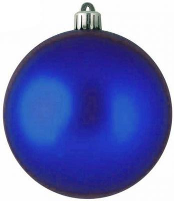 Купить Набор шаров Winter Wings блестящий синий 3 см 24 шт N06255/СИН, Елочные украшения