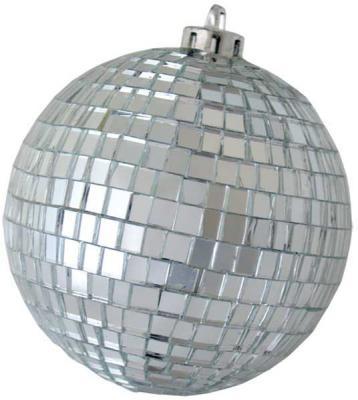 Купить Набор шаров Winter Wings зеркальные серебро 6 см 3 шт N06639, Елочные украшения