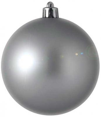 Елочные украшения Winter Wings Шар блестящий серебро 7 см 1 шт N06706
