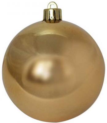 Купить Елочные украшения Winter Wings Шар блестящий золотой 8 см 1 шт N06692