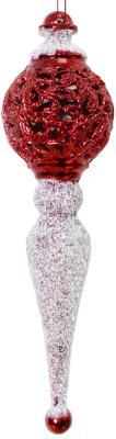 Елочные украшения Winter Wings Подвеска ажурная в ассортименте 16 см 1 шт новогоднее украшение crystal deco подвеска со стразами в ассортименте