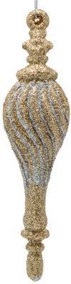 Купить Елочные украшения Winter Wings Подвеска золотой 12 см 1 шт