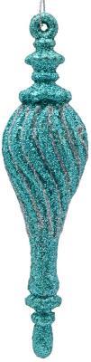 Купить Елочные украшения Winter Wings Подвеска синий 12 см 1 шт