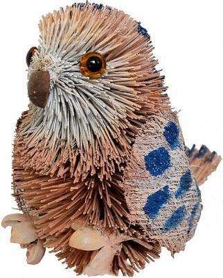 Елочные украшения Winter Wings Птичка 10.5 см 1 шт соломка winter wings украшение елочное елка