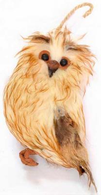 Елочные украшения Winter Wings Сова 15*10 см 1 шт полиэстер N180391 winter wings украшение елочное елка