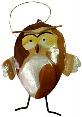 Елочные украшения Winter Wings Сова 2.5*12*11 см 1 шт металл N181610 winter wings украшение елочное елка