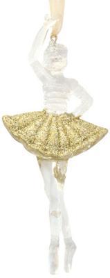 Елочные украшения Winter Wings Балерина шампань 16 см 1 шт пластик N181067 елочные украшения winter wings балерина шампань 16 см 1 шт пластик n181067