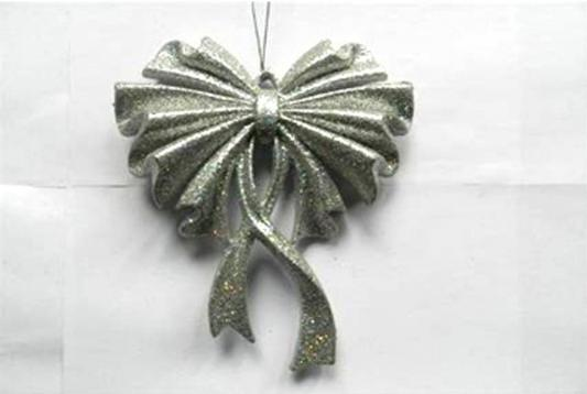 Елочные украшения Winter Wings Бант 15 см 1 шт пластик N181633 winter wings украшение елочное елка