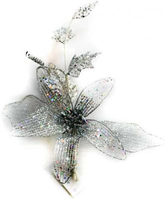 Украшение Winter Wings Ветка 22 см 1 шт пластик N069869 цена и фото