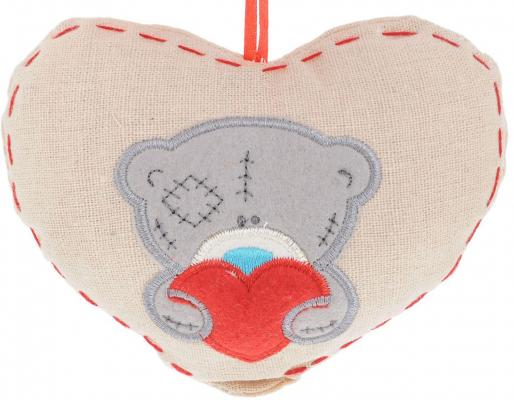 Украшение Winter Wings Me to you Сердце 13 см 1 шт текстиль MTY-N06009 сызранова в е ред me to you мишкина книжка