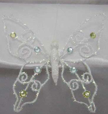 Украшение Winter Wings Бабочка белый 18 см 1 шт полимер, металл N180468 украшение winter wings бабочка белый 14 см 1 шт полимер металл n180465