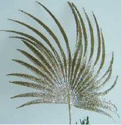 Украшение Winter Wings Ветка, блестящая крошка 35 см 1 шт N069411