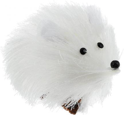 Украшение Winter Wings Ежик белый 19 см 1 шт полимер N069780 цены онлайн