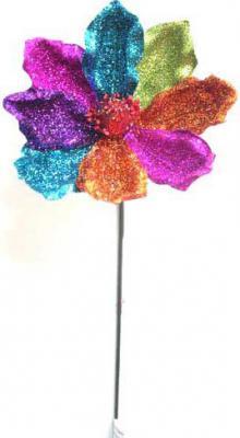 Украшение Winter Wings Магнолия 50 см 1 шт N069879 декоративное украшение gloria garden камни 70 шт