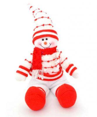 Украшение Winter Wings Снеговик цвет в ассортименте 25*42 см 1 шт полиэстер N15293