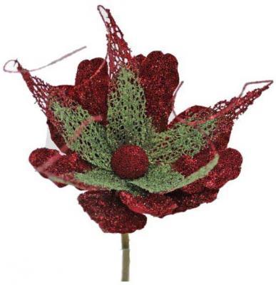 Елочные украшения Winter Wings Цветок в ассортименте 14 см 1 шт елочные украшения winter wings цветок 27 см 1 шт полиэстер