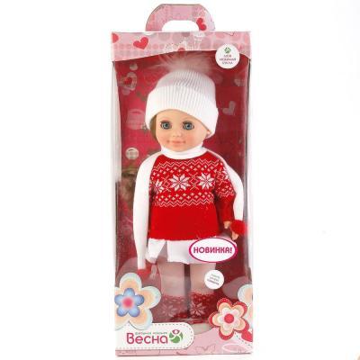 Кукла ВЕСНА Анна 21 44 см со звуком В3050/о(НП3050/о ) куклы и одежда для кукол весна озвученная кукла саша 1 42 см