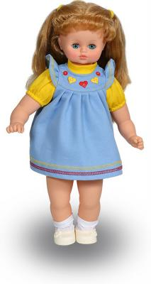 Кукла Вероника Весна 14 со звуковым устройством куклы и одежда для кукол весна кукла оля 12 со звуковым устройством 43 см