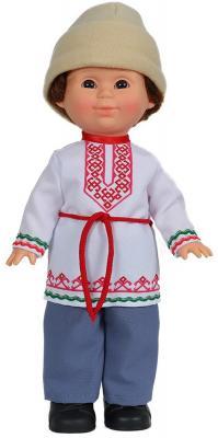 """Кукла ВЕСНА """"Митя в марийском костюме"""" 34 см со звуком В2849/о"""