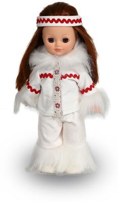 Кукла Северянка Айога Весна 2 со звуковым устройством куклы и одежда для кукол весна кукла оля 12 со звуковым устройством 43 см