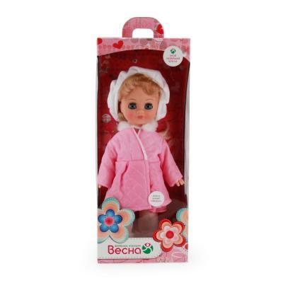 Кукла Наталья Весна 5 со звуковым устройством куклы и одежда для кукол весна кукла олеся 5 со звуковым устройством 35 см