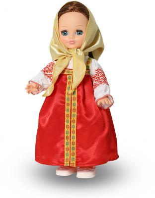 Кукла Элла Весна в русском костюме со звуковым устройством куклы и одежда для кукол весна кукла оля 12 со звуковым устройством 43 см