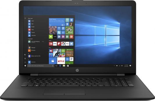 Ноутбук HP 17-ak075ur (2PW10EA) цена и фото