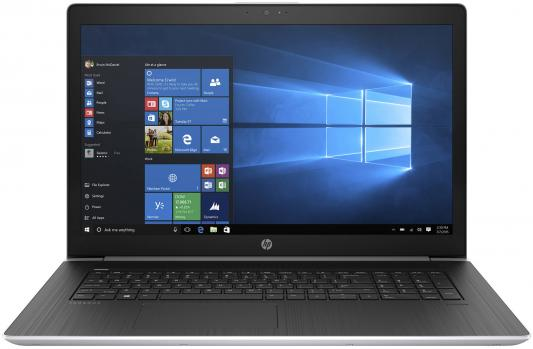 Ноутбук HP ProBook 470 G5 (2RR73EA) ноутбук hp 255 g5