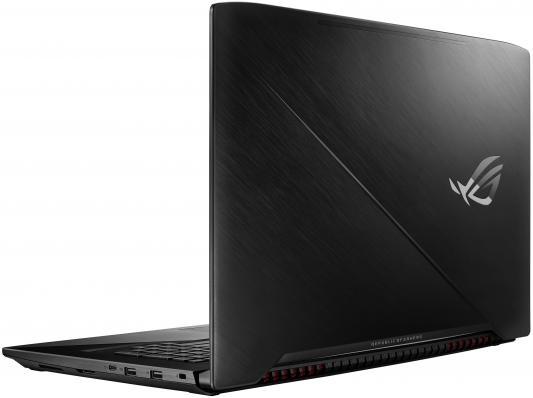 """Ноутбук ASUS ROG GL703VD-EE126T 17.3"""" 1920x1080 Intel Core i7-7700HQ 90NB0GM1-M02410"""