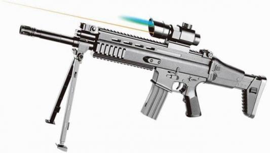 Винтовка Shantou Gepai ES1003-SM1001APB серебристый оружие shantou gepai sb416 b1678817