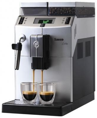 Кофемашина Saeco Lirika Plus серебристый цена и фото