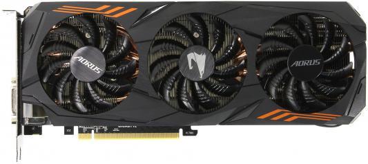 Видеокарта GigaByte GeForce GTX 1070 Ti GV-N107TAORUS-8GD PCI-E 8192Mb 256 Bit Retail (GV-N107TAORUS-8GD) transcend jetflash 380 golden 32gb
