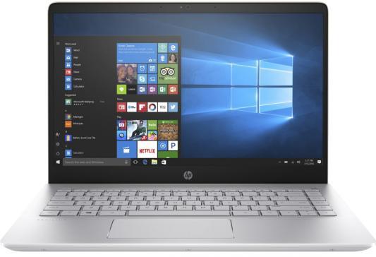 """Ноутбук HP Pavilion 14-bf023ur 14"""" 1920x1080 Intel Pentium-4415U 2PV84EA цена и фото"""