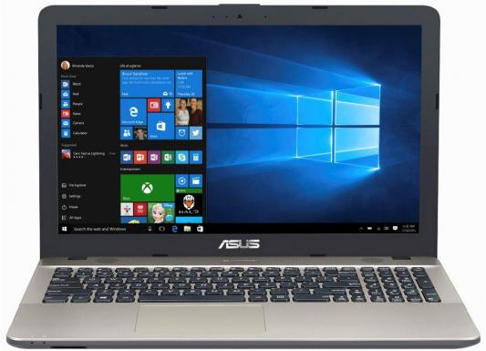 Ноутбук ASUS VivoBook Max X541UV-GQ984T (90NB0CG1-M22220) автомагнитола kenwood kdc bt500u usb mp3 cd fm rds 1din 4х50вт черный