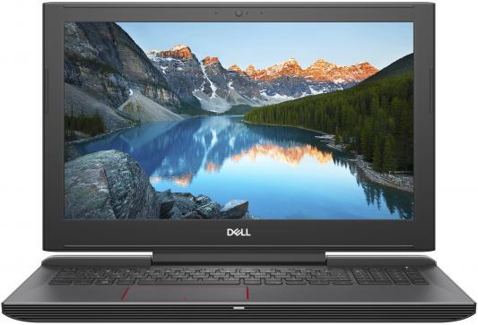 Ноутбук DELL Inspiron 7577 15.6 1920x1080 Intel Core i7-7700HQ 7577-5250 dell dell inspiron обновление ноутбуков два года службы мудры