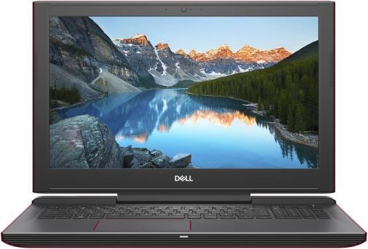 Ноутбук DELL Inspiron 7577 15.6 1920x1080 Intel Core i7-7700HQ 7577-9638 dell dell inspiron обновление ноутбуков два года службы мудры